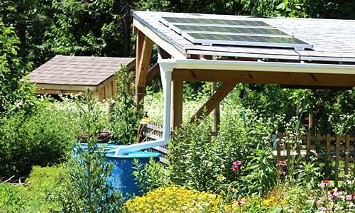 Organic Garden Project. U201c